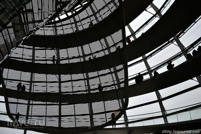 Купол Рейхстага / Германия