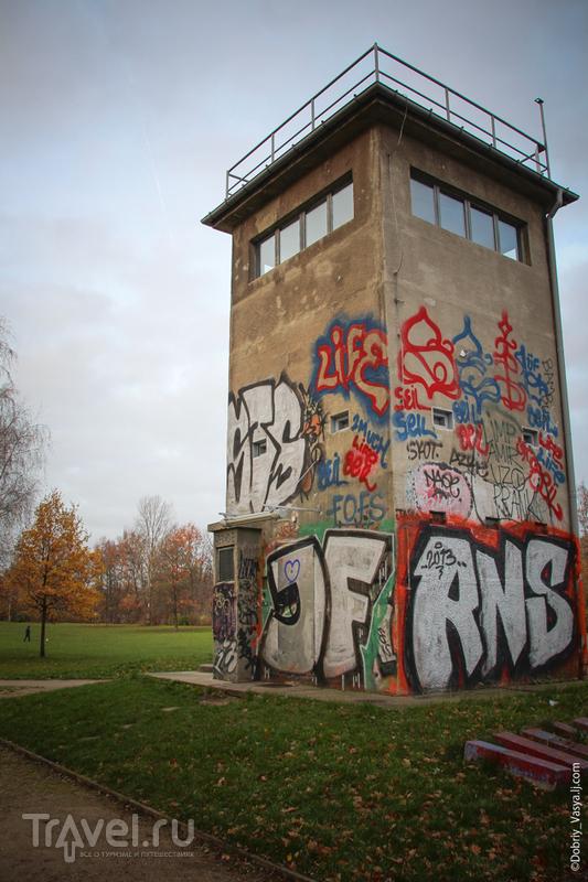 Почему Восточный Берлин грязный? / Германия