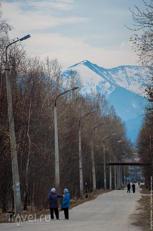 Побережье Байкала в Слюдянке и Байкальске / Россия