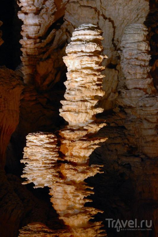 Лангедок. Подземное царство / Франция