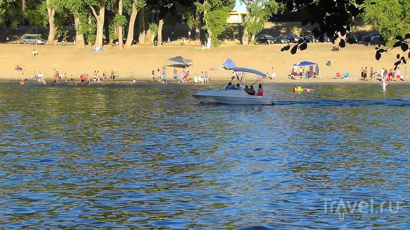 Лето, выходные дни, Калифорния / США