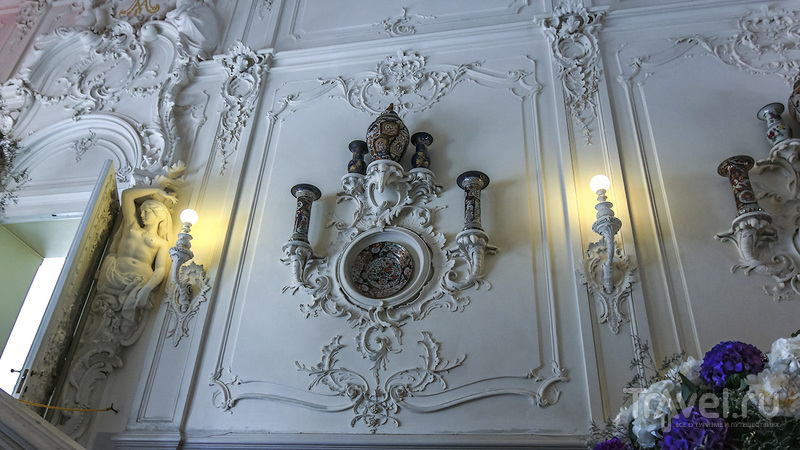 Екатерининский дворец в Царском Селе / Россия