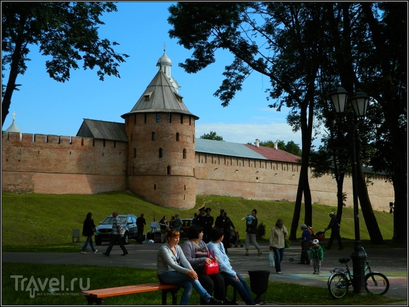 Великий Новгород. Софийская сторона / Россия