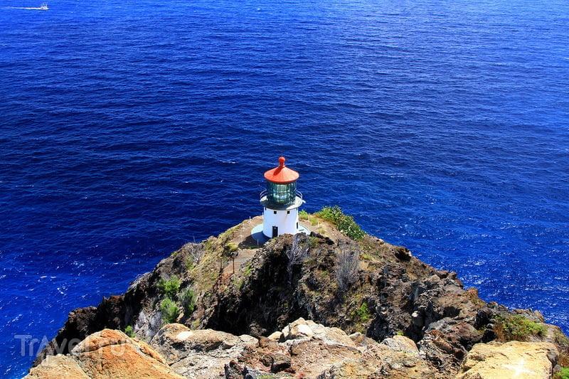 Гавайи, Оаху. Makapuu Point / США