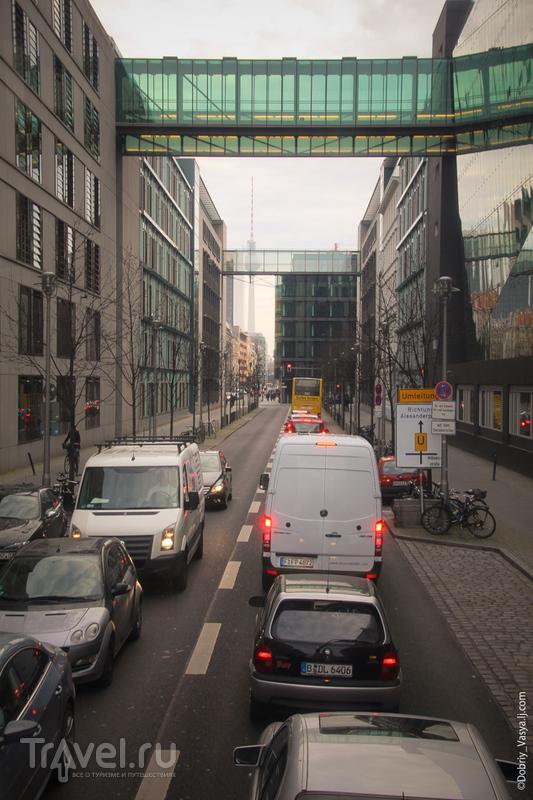 Как быстро осмотреть главное в Берлине / Германия