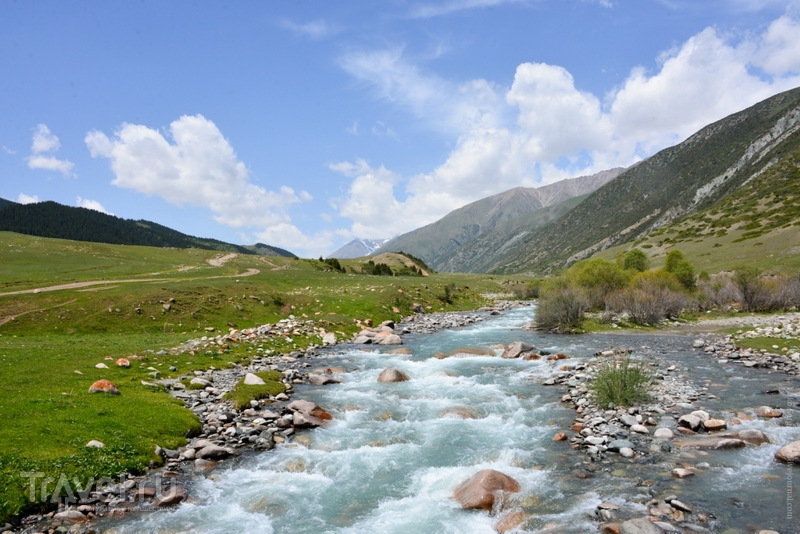 Киргизская швейцария / Фото из Киргизии