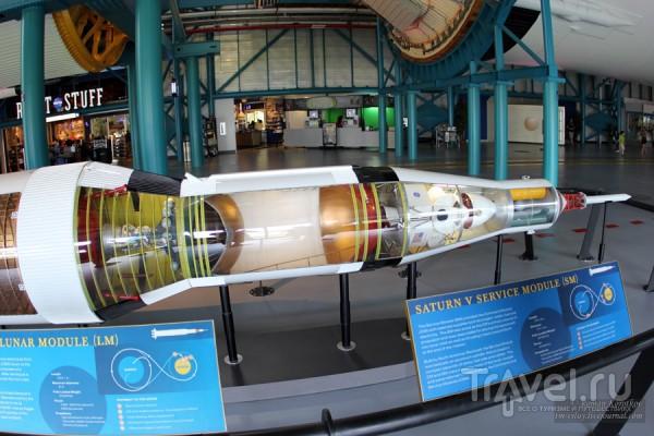 Космический центр им. Кеннеди, мыс Канаверал, Флорида / США