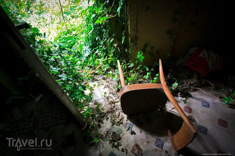 Заброшенная психиатрическая больница Granzette / Италия