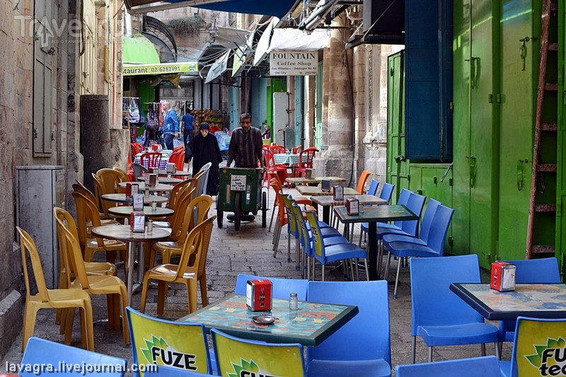 Арабские кварталы Иерусалима или свои среди чужих / Израиль