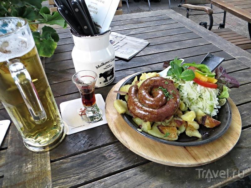 Дортмунд: розы, пиво и футбол / Германия