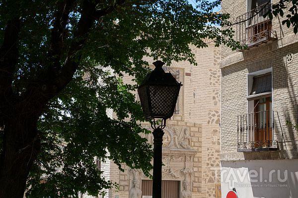 Толедо. Улицы, дома, еда / Испания