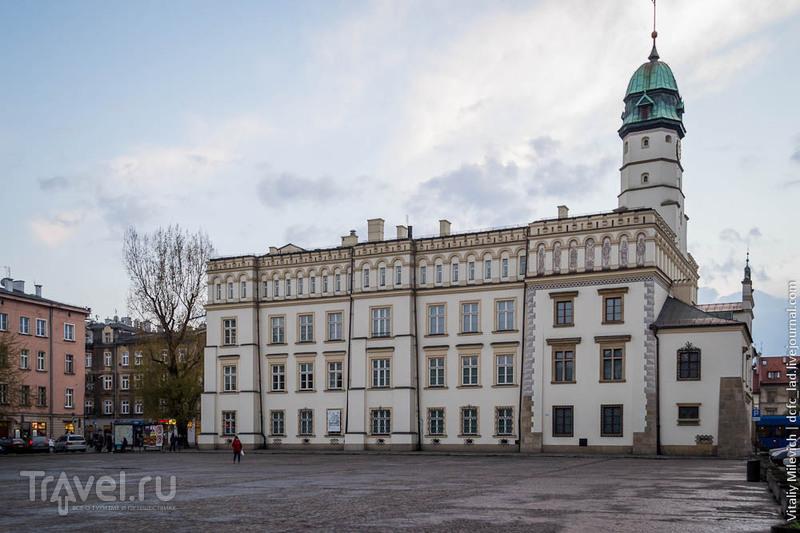 Казимеж. Еврейские кварталы Кракова / Польша