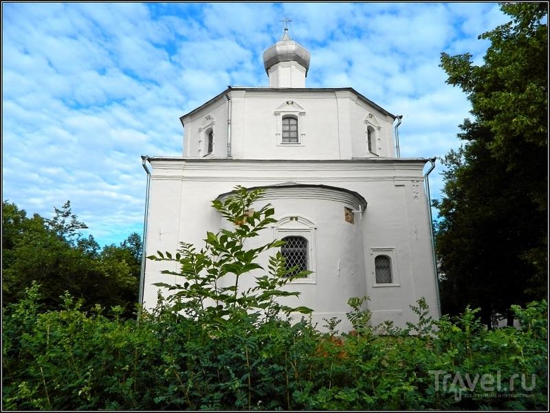 Великий Новгород. Торговая сторона / Фото из России