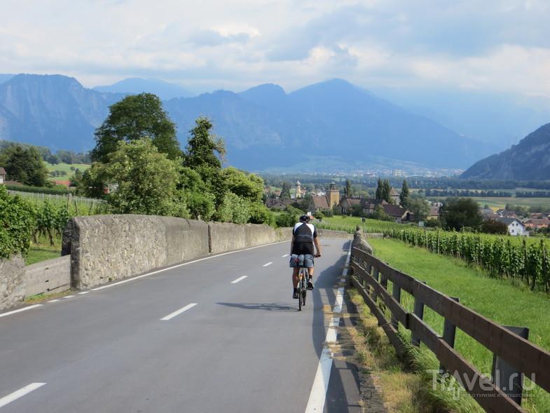 От Мюнхена до Венеции на велосипедах / Германия