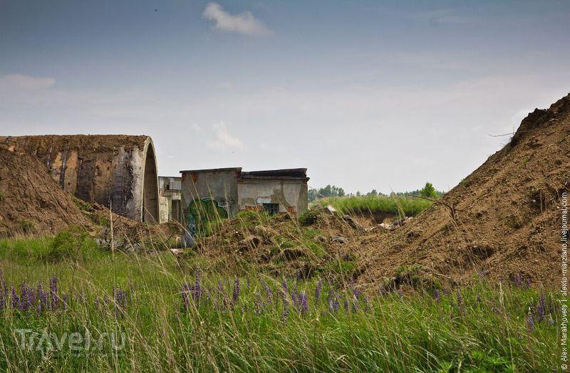 Божи Дар в Миловице: Припять без радиации / Чехия