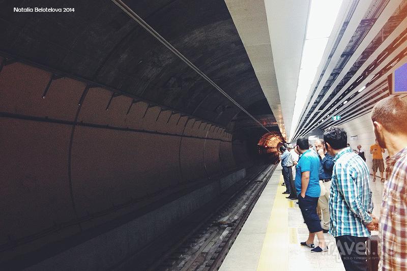 Транспорт Стамбула - виды транспорта / Турция