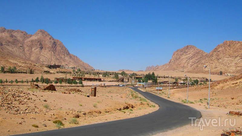 Как добраться до монастыря святой Екатерины на Синае самостоятельно / Египет
