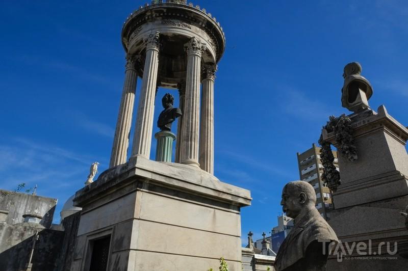 Реколета - город мёртвых в Буэнос-Айресе / Аргентина