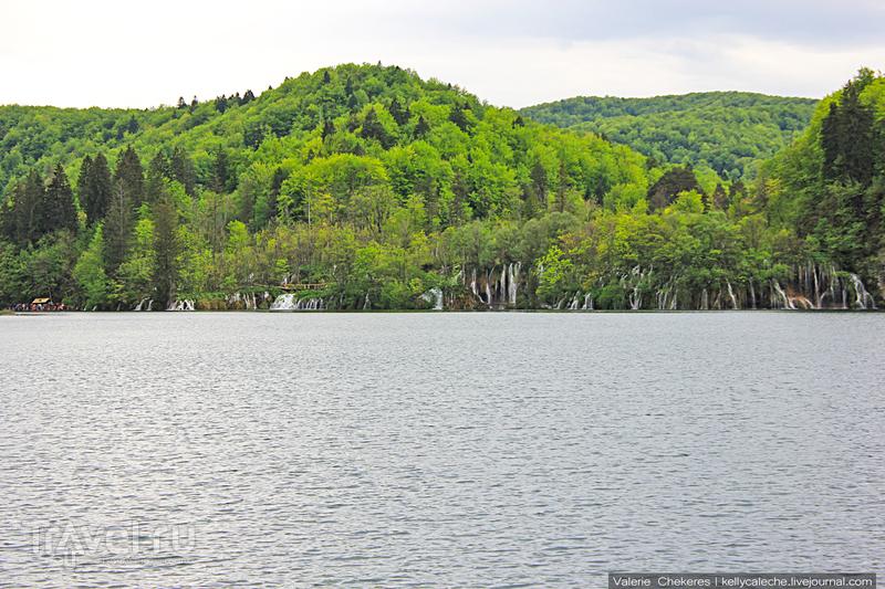 Plitvička jezera: красота и несколько советов / Хорватия