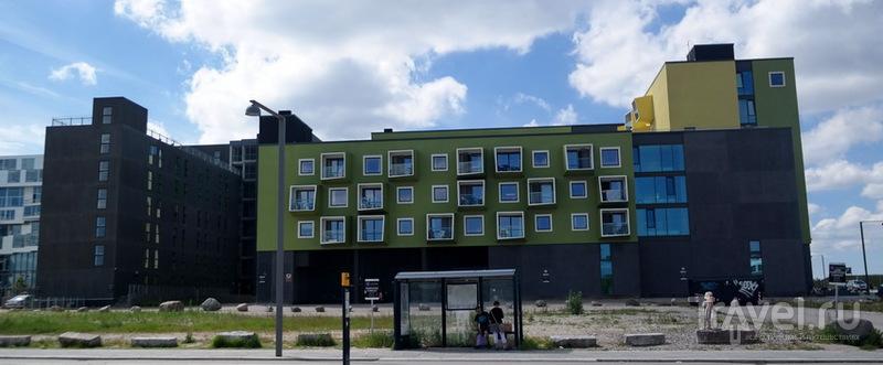 Копенгаген. Эрестад. Образцовый спальный район / Дания