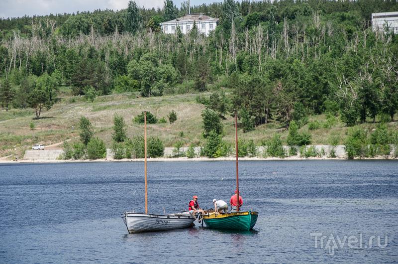 Лето на Волге: Тольятти и Самарская Лука / Фото из России