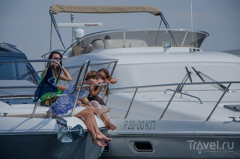 Volga Boat Show / Фото из России