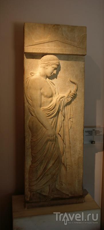 Керамикос - древнее кладбище / Греция