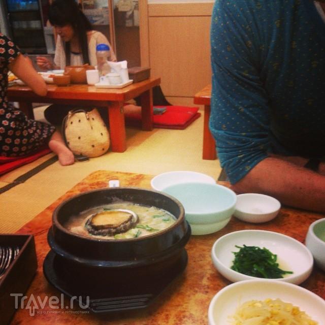 Как туристу не помереть от голода в Корее / Южная Корея