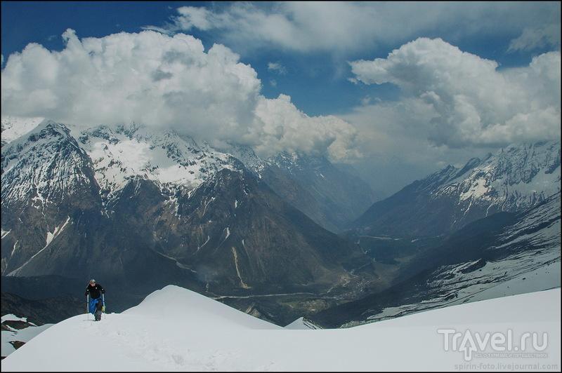 Треккинг вокруг Манаслу, с посещением долины Цум. Озера / Непал