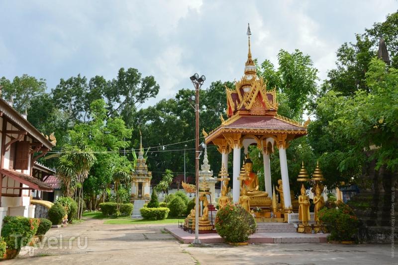 Что такое ступа? И немного о  Вьентьяне религиозном / Лаос