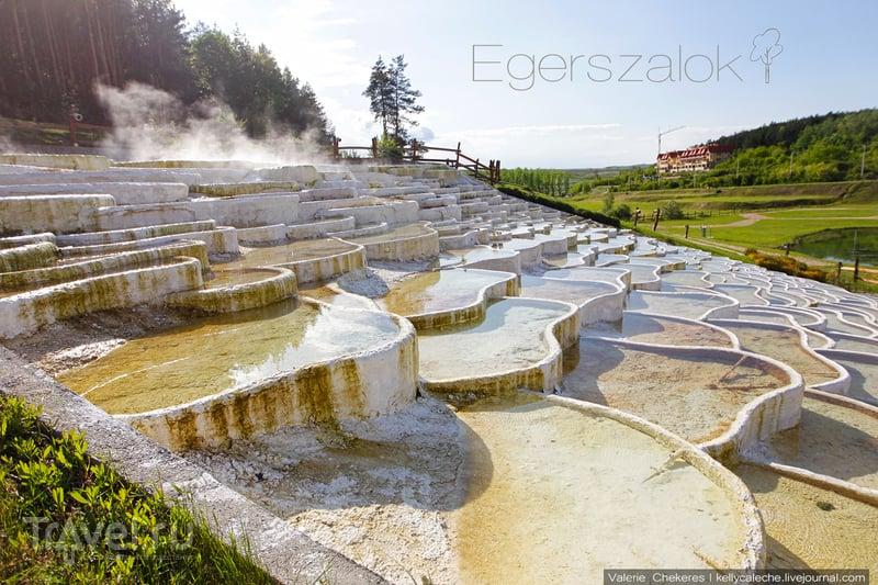 Egerszalok, термальный источник / Венгрия