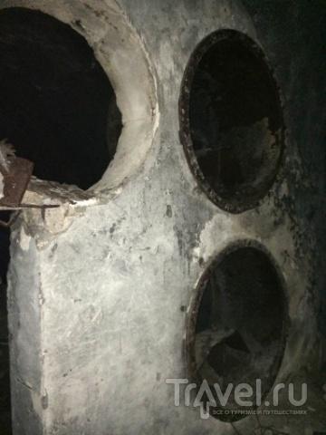 Заброшенные объекты в Хорватии: авиабаза Желява и Петрова Гора / Хорватия
