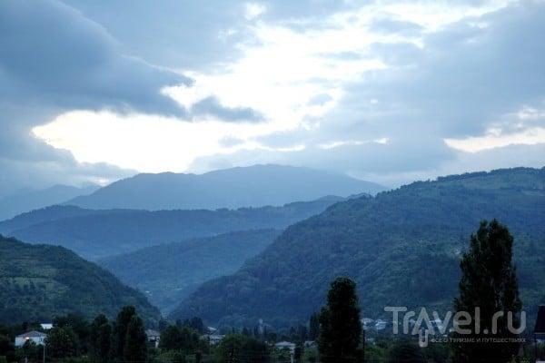 Абхазия - страна добрых кобелей / Абхазия