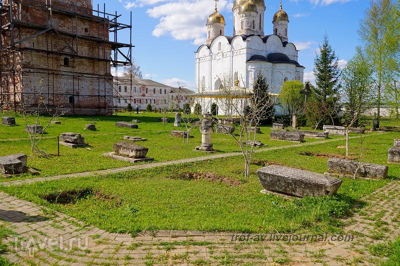 Можайский Лужецкий Ферапонтов мужской монастырь / Фото из России
