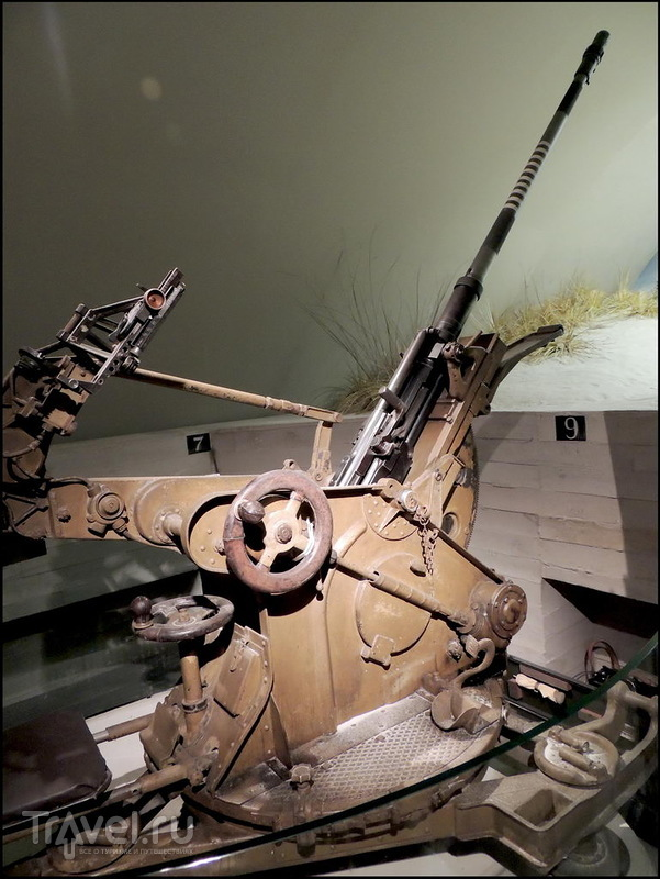 Бельгийский музей королевской армии / Бельгия