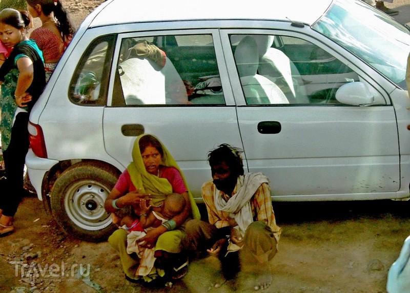 Индия. Матхура проездом / Индия