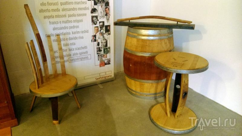 Шоу-рум и музей дерева Riva 1920 / Италия