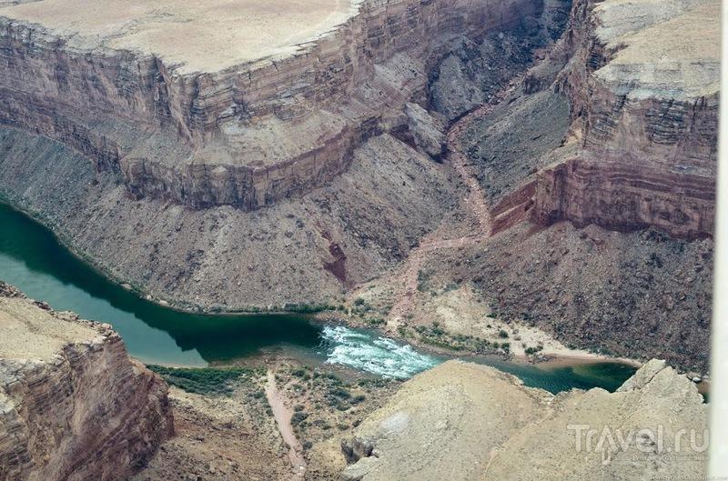 Полет над Гранд Каньоном и не только / Фото из США