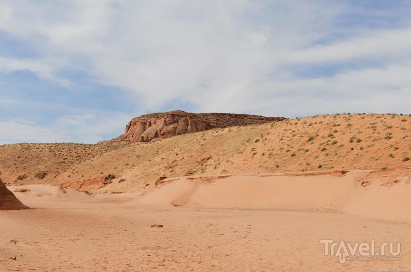 Каньон Антилопы в штате Аризона / Фото из США