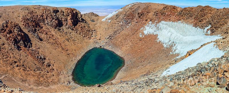 Восхождение на вулкан Ликанкабур, Боливия / Фото из Боливии