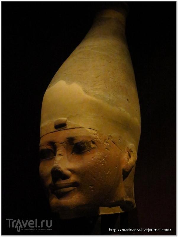 Египетский музей в Турине: статуи, саркофаги, мумии / Италия