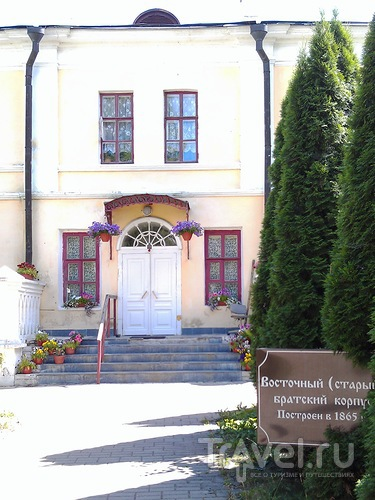 Волоколамск: Иосифо-Волоцкий Монастырь / Фото из России