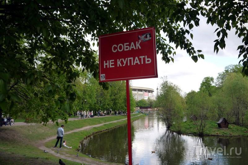 Екатерининский парк. Москва / Россия