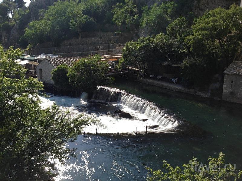Благай - текия дервишей и райское местечко в Боснии и Герцеговине / Фото из Боснии и Герцеговины
