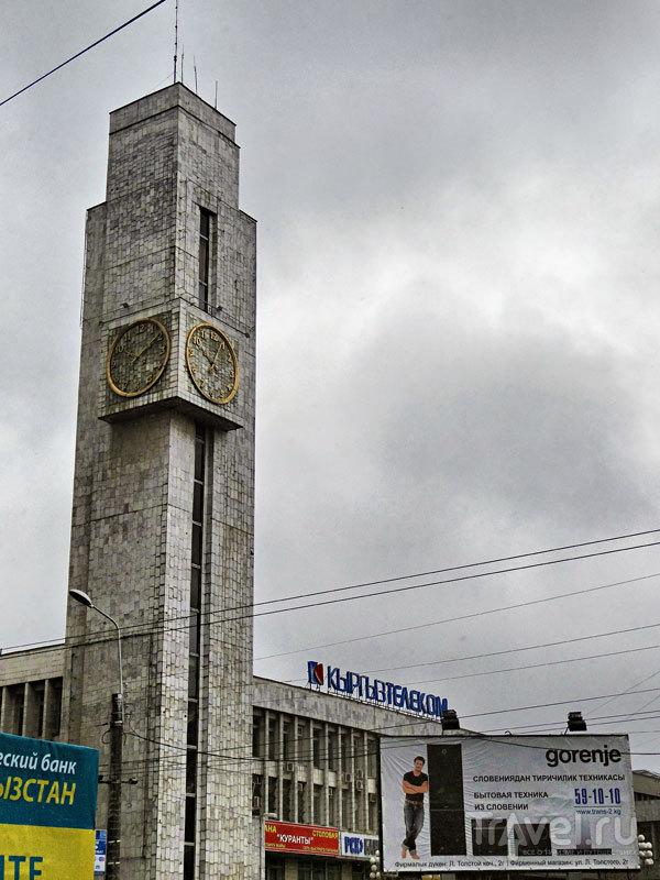 Гуляя по Бишкеку / Киргизия