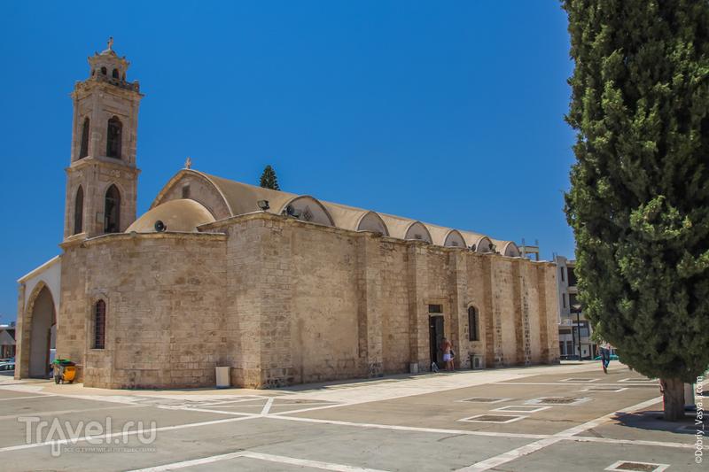 Кипр: Паралимни / Кипр
