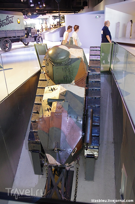 Музей Первой мировой войны в Meaux / Франция