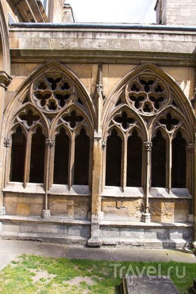 Собор девы Марии в Линкольне / Великобритания