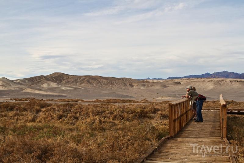 Долина Смерти / США
