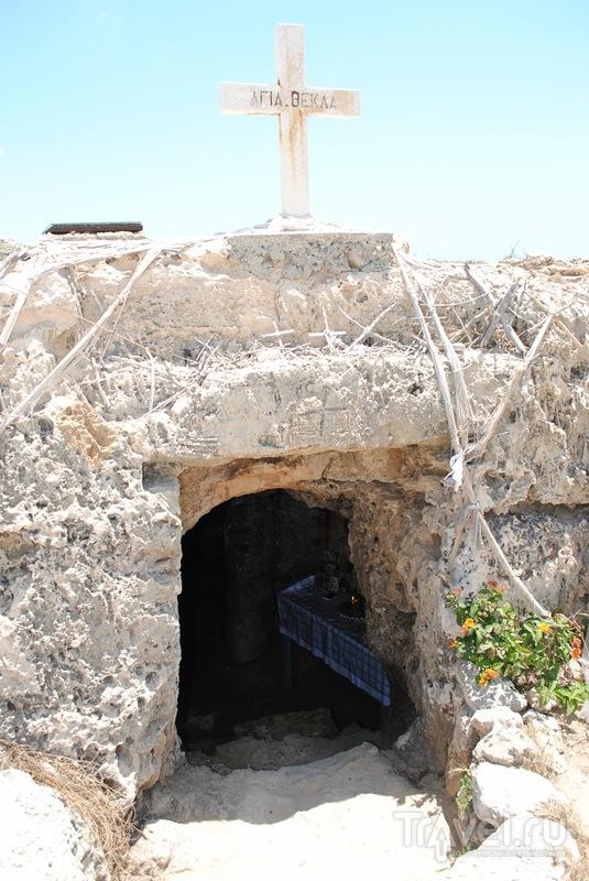 Церковь св.Фёклы, Айя-напа / Кипр